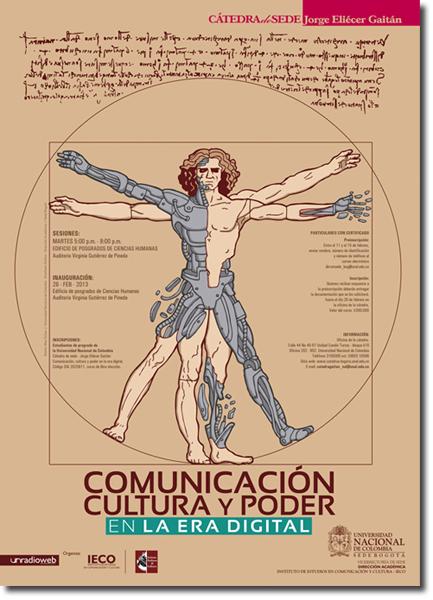 CátedraComunicación, cutura y poder en la era digital
